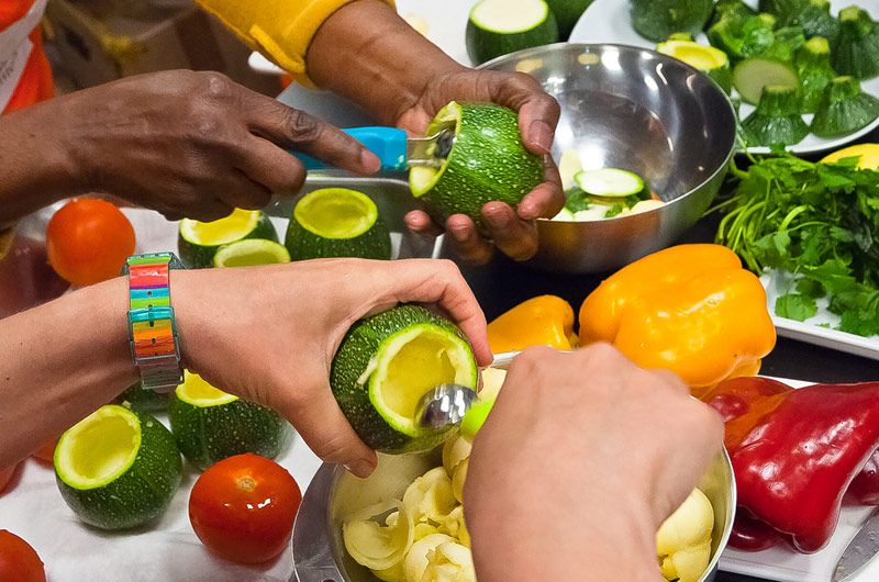 Ateliers cuisine ateliers actions b l nos enjeux for Atelier de cuisine