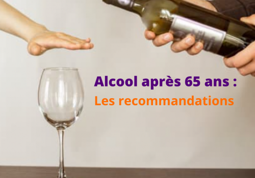 # Alcool après 65 ans : adapter sa consommation